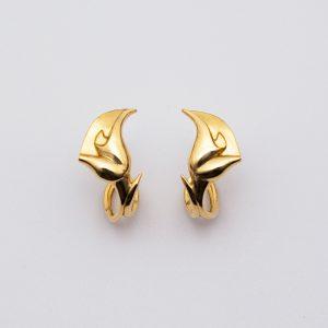 Boucles d'oreilles Arums